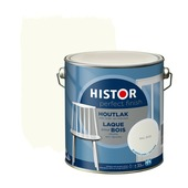 Histor Perfect finish houtlak zijdeglans 2,5 RAL 9010