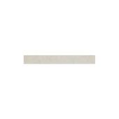 Plinthe Dolce blanc 7,2x60 cm 10 pièces