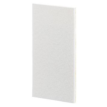 Suki Meubelglijders vilt zelfklevend 100 x 200 mm wit 2 stuks