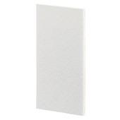 Patin de feutre Suki auto-adhésif 100x200 mm blanc 2 pièces