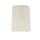 Butoir de porte Suki caoutchouc 50x40 mm blanc