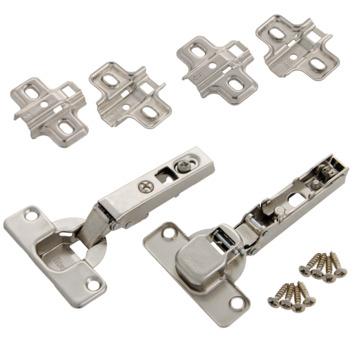 Suki Inboorscharnier m/clip opliggend 35 mm 110°
