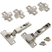 Charnières invisibles Suki à clipser 35 mm en applique 110°
