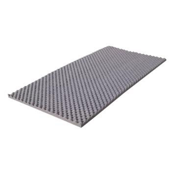 GAMMA geluidsabsorberende platen 100x50x3 cm 2 stuks