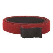 Fix-O-Moll Klittenband universeel 60 cm x 20 mm rood/zwart