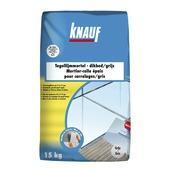Mortier-colle épais Knauf 15 kg gris