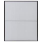 Moustiquaire pour fenêtre Easykit 1717 Fikszo 100x120 cm brun
