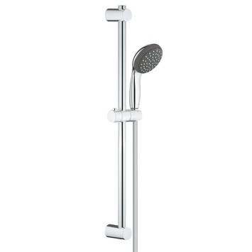 Ensemble de douche Vitalio Start Grohe 2 positions de jet chromé
