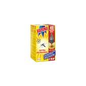 Recharge anti-moustiques électrique Vapona 45 nuits
