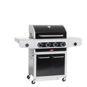 Barbecook gasbarbecue Siesta 412 zwart