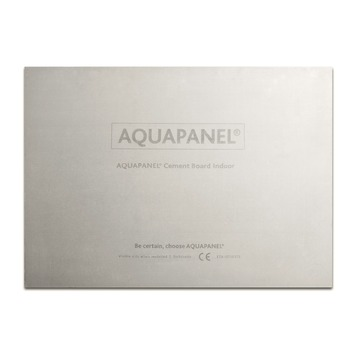 Aquapanel plaque de ciment Knauf 12,5 mm 120x90 cm