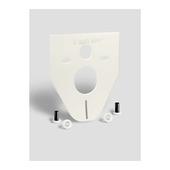Kit d'isolation Lafiness pour WC suspendu