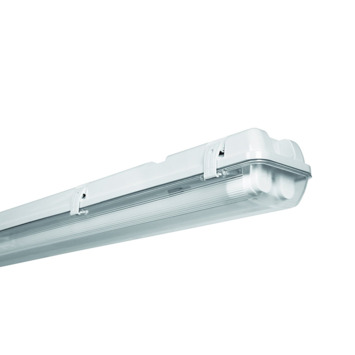 Luminaire TL LED Osram 2xT8 17W 3400 Lm IP65 120 cm
