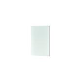 Miroir Evi 40x3x60 cm chêne Bruynzeel