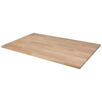 Panneau de charpenterie hêtre 100x60 cm 18 mm