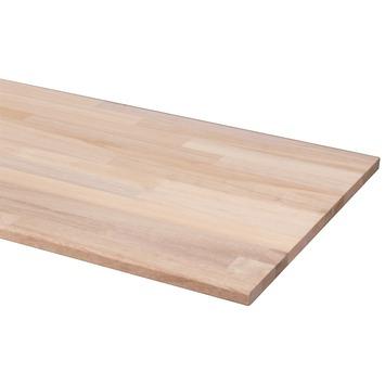 Panneau de charpenterie bois dur 200x50 cm 18 mm