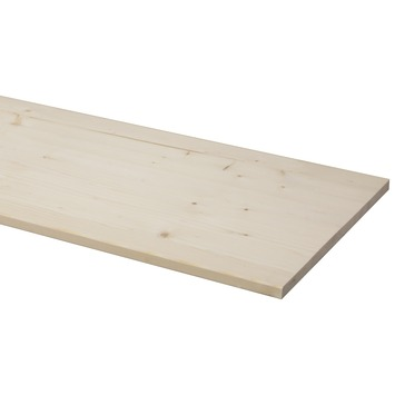 Panneau de charpenterie sapin 250x40 cm 18 mm