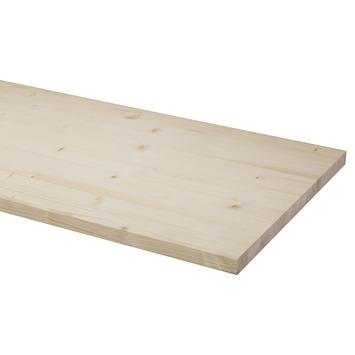 Panneau de charpenterie sapin 250x50 cm 28 mm