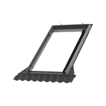 Raccord de remplacement EW pour fenêtre de toit SK06114x118 cm - gris anthracite