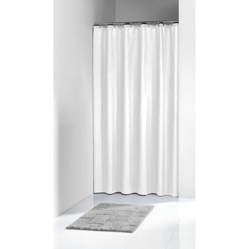 Rideau de douche Granada Sealskin PVC 180x200 cm blanc