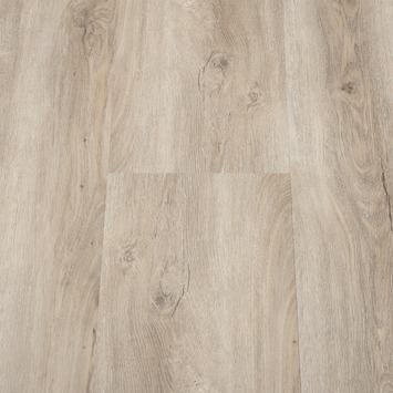 Vinyle click Famosa motif bois chêne clair 2,24 m²