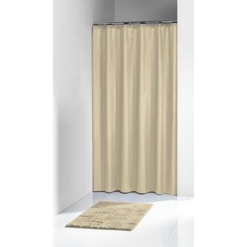 Rideau de douche Granada Sealskin PVC 180x200 cm beige