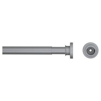 Sealskin douchestang mat aluminium 125-220 cm