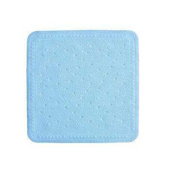 Tapis antidérapant Unilux Sealskin 55x55 cm bleu