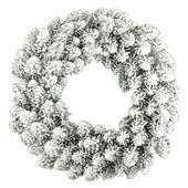 Kerstkrans Toronto met sneeuw Ø50 cm