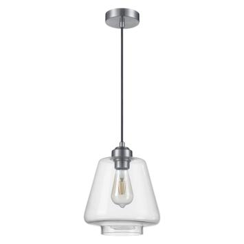 GAMMA hanglamp Bart glas metaal
