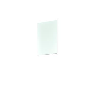 Miroir Evi Bruynzeel 40x60cm blanc mat