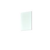 Bruynzeel spiegel Evi 40x60cm mat wit