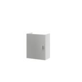 Armoire sous-lavabo pour lave-mains Evi Bruynzeel 40x22x48cm  blanc mat