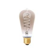 Ampoule ST64 LED à filaments Calex titanium E27 100 Lm 4 W dimmable