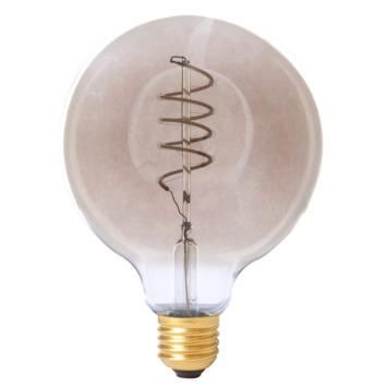 Calex LED filament globe E27 4 W 100 Lm dimbaar titanium