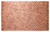 Sealskin Woodblock badmat 52x90 cm teak