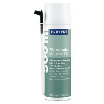 Mousse PU Gamma 500 ml