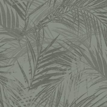 Vliesbehang Summer groen 105737
