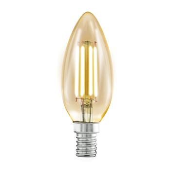 Eglo Vintage LED kaarslamp E14 4 W = 25 W 220 lumen
