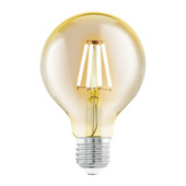 Eglo Vintage LED kogellamp E27 4 W = 30 W 330 lumen 80mm