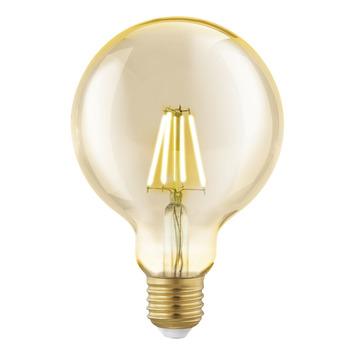 Ampoule poire LED  E27 4 W = 25 W 220 lumens 64mm Vintage Eglo