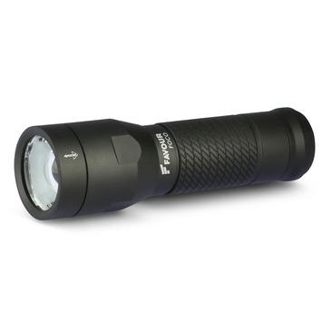Favour LED zaklamp T2042 aluminium