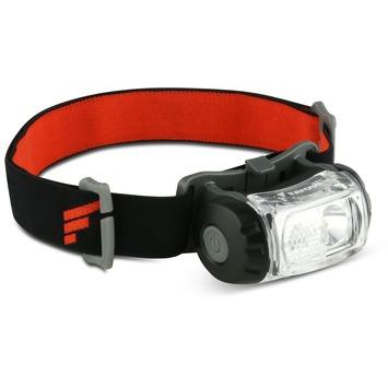 Favour LED hoofdlamp met USB H1117 zwart rood