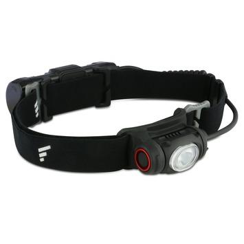 Favour LED hoofdlamp met USB H0917 zwart zilver