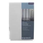 Rideau de douche Ambre GAMMA polyester 180x200 cm blanc