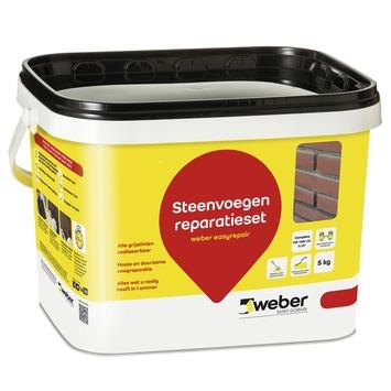 Weber reparatieset steenvoegen 5 kg