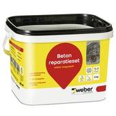 Weber reparatiebetonmortel 5 kg