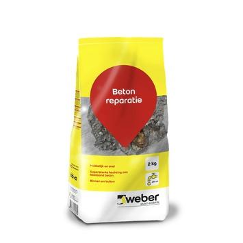 Mortier de ragréage Weber, 2 kg