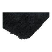 GAMMA badmat Lusanne vierkant zwart 60x60x3 cm