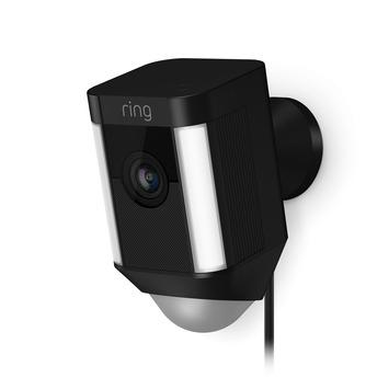 Caméra filaire Ring Spotlight Cam noir